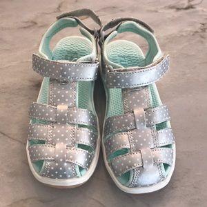 EUC See Kai Run swim Sandals; Size 10.5